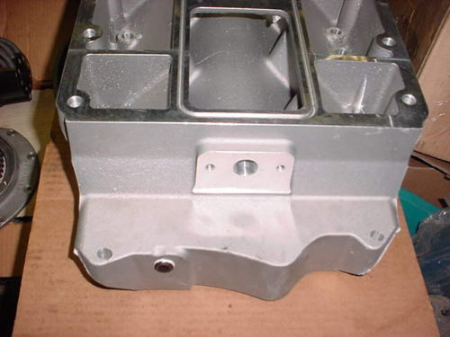 Blower Supercharger INTAKE MANIFOLD 351W FORD 351 W ...