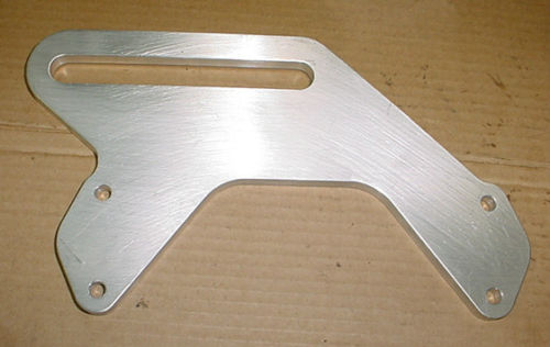 BLOWER SUPERCHARGER IDLER BRACKET BBC FOR PULLEY 454 WP